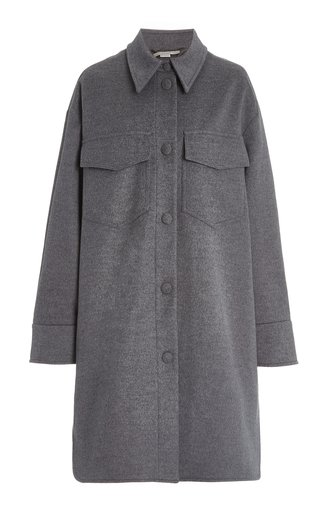 Kerry Oversized Wool Shirt