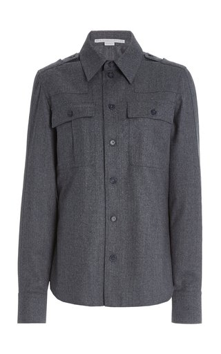 Spring Hill Wool Shirt