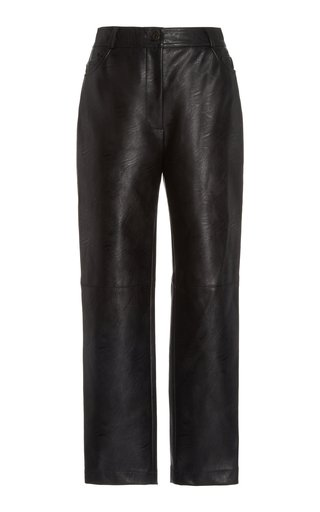 Hailey Vegan Leather Skinny Pants