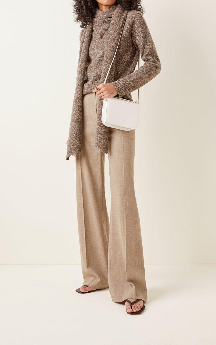 Taos Leather Crossbody Bag