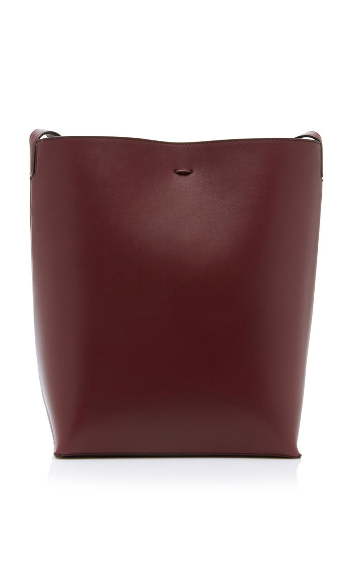 Constantin Leather Shoulder Bag