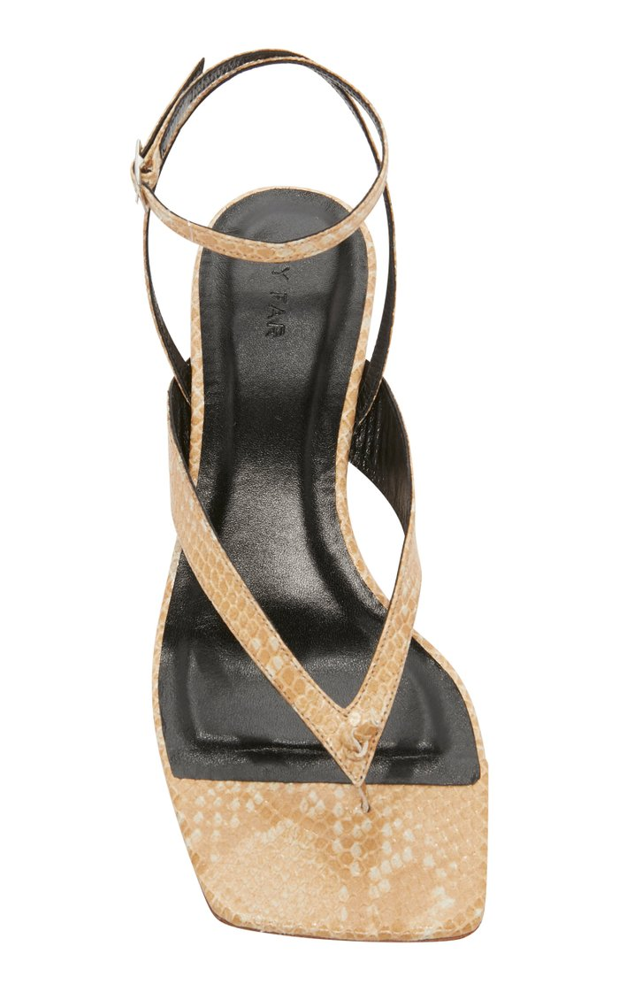 Mindy Leather Sandals
