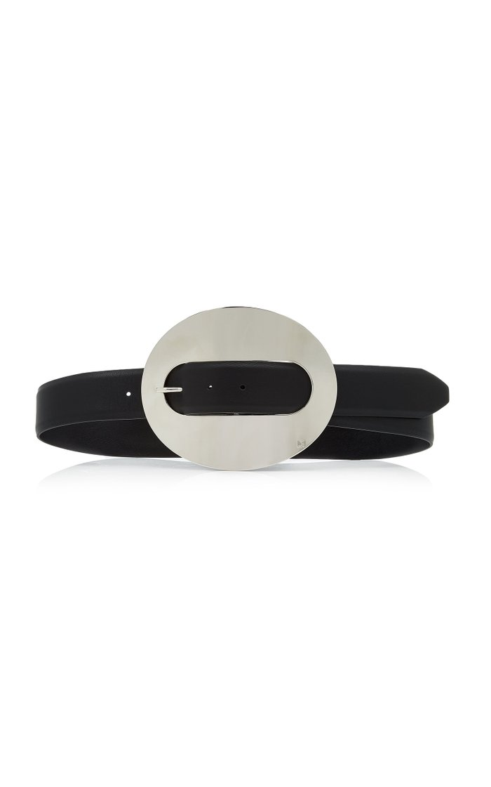 XL Eight Leather Belt