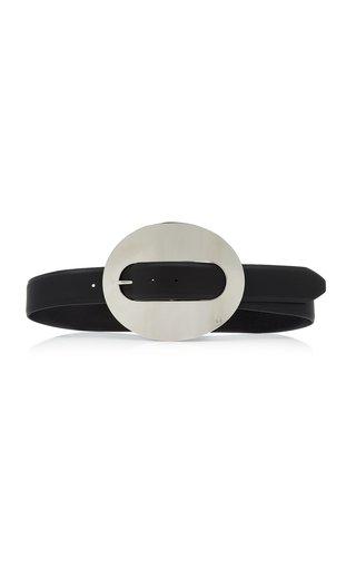 XL Eight Leather Belt
