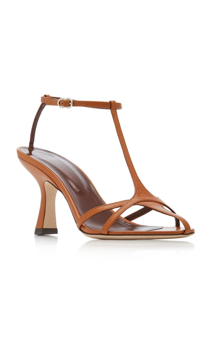 Star Leather Sandals