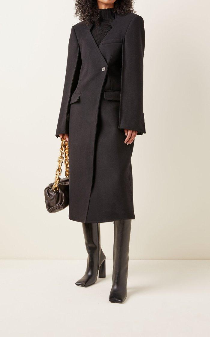 Oversized Wool Coat