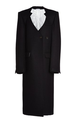 Oversized Wool Coat