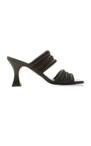 Frostine Velvet Sandals