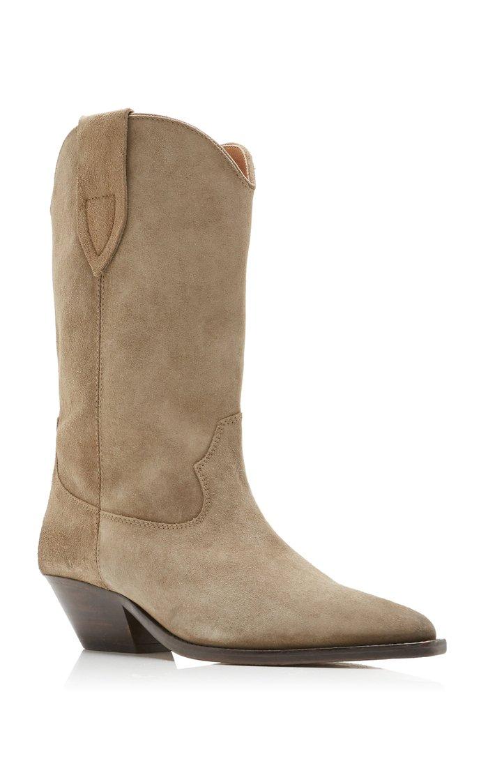 Duerto Suede Boots