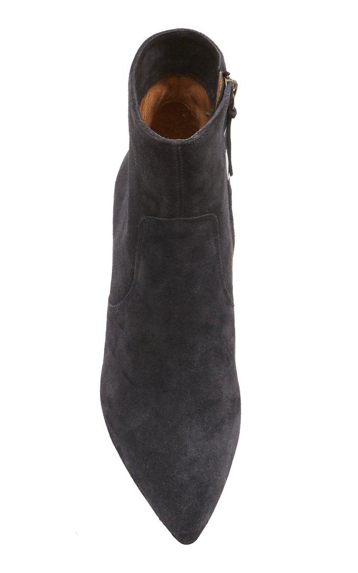 Derst Suede Ankle Boots