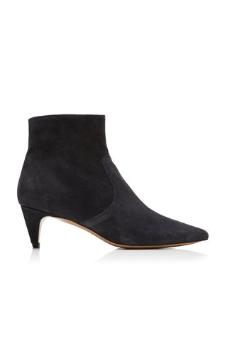 Derst Suede Ankle Boots