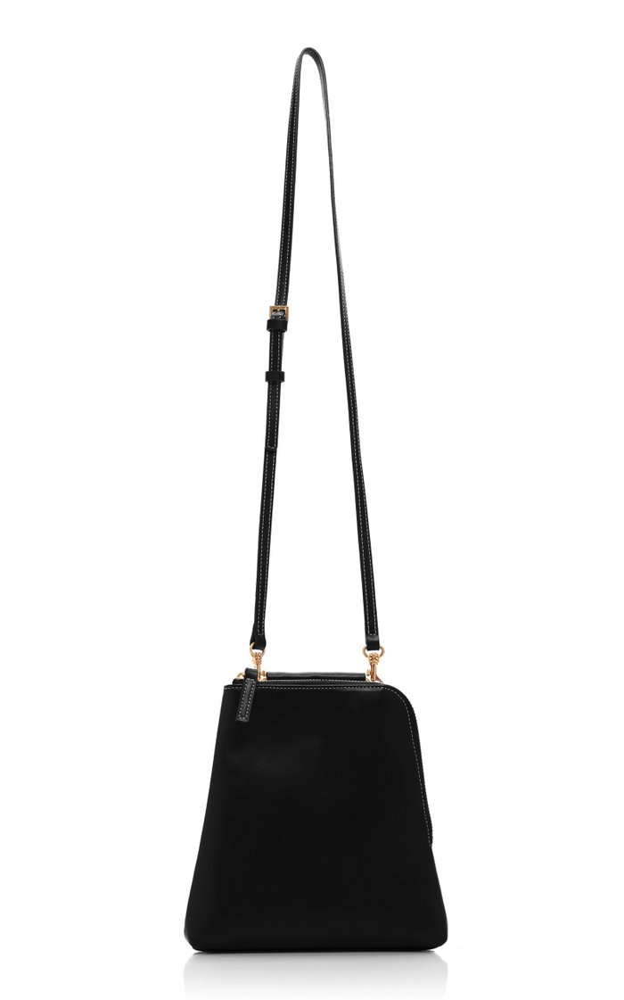 Breeze Leather Top Handle Bag