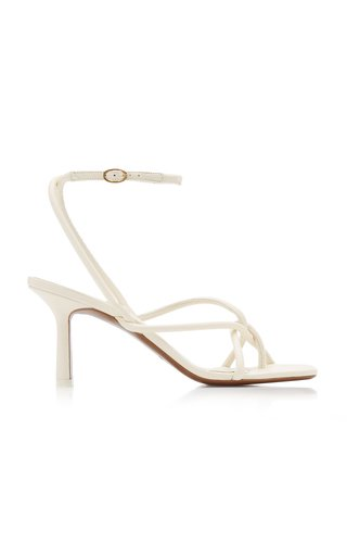 Alkes Leather Sandals