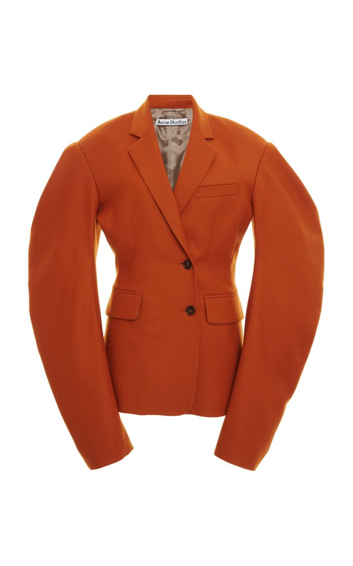 Jeline Oversized Wool Blazer