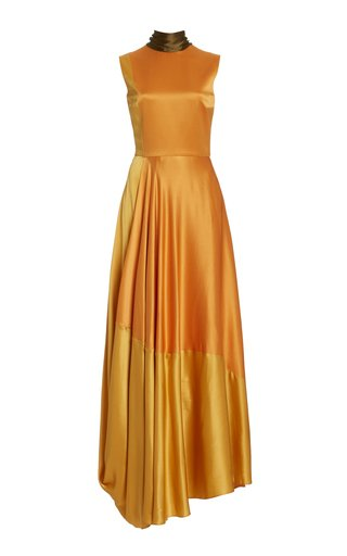 Madlen Silk Gown