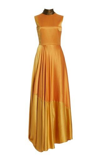 Madlen Silk Gown