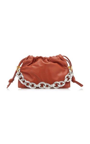 Bom Mini Leather Top Handle Bag