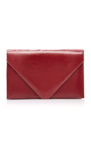 Envelope Lizard Clutch