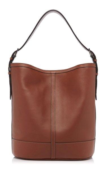 Hobo Leather Shoulder Bag