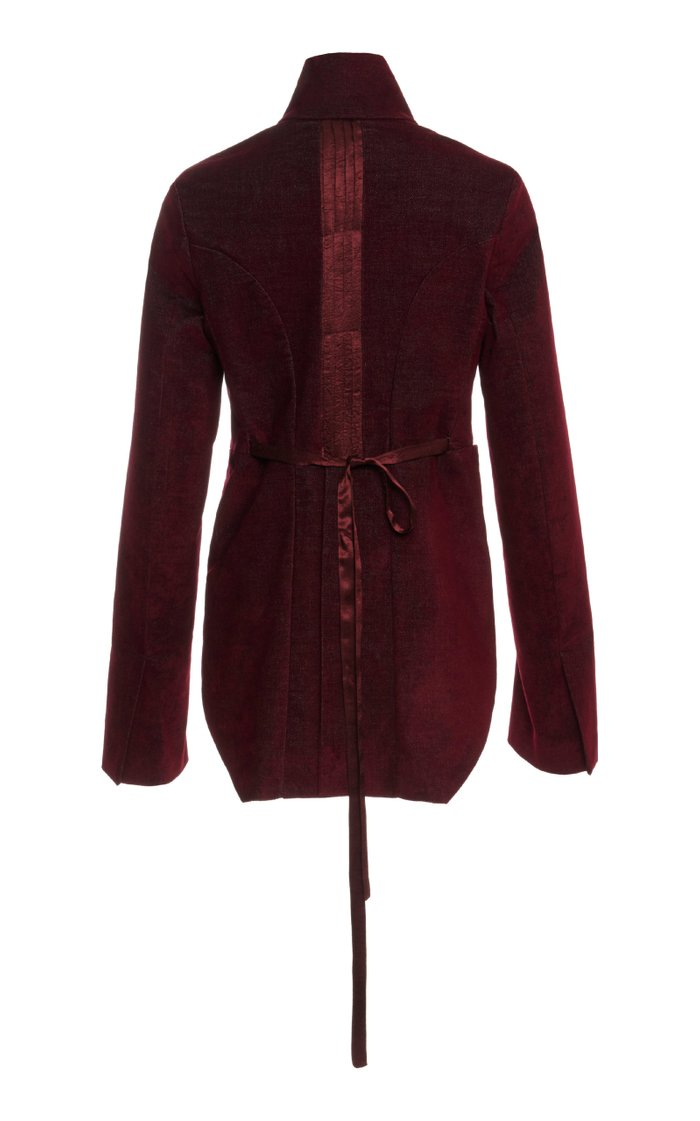 Paisley Guipure Lace Jacket
