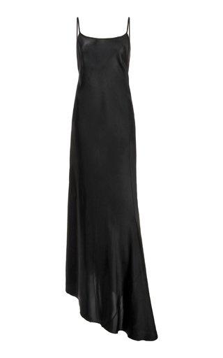 Satin Slip Maxi Dress