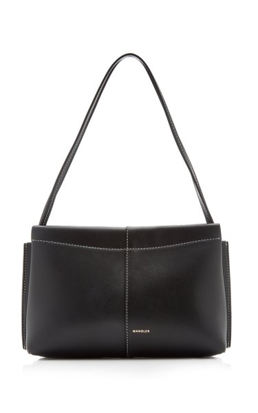 Carly Mini Leather Shoulder Bag