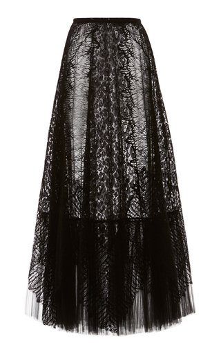 Lace Cocktail Skirt