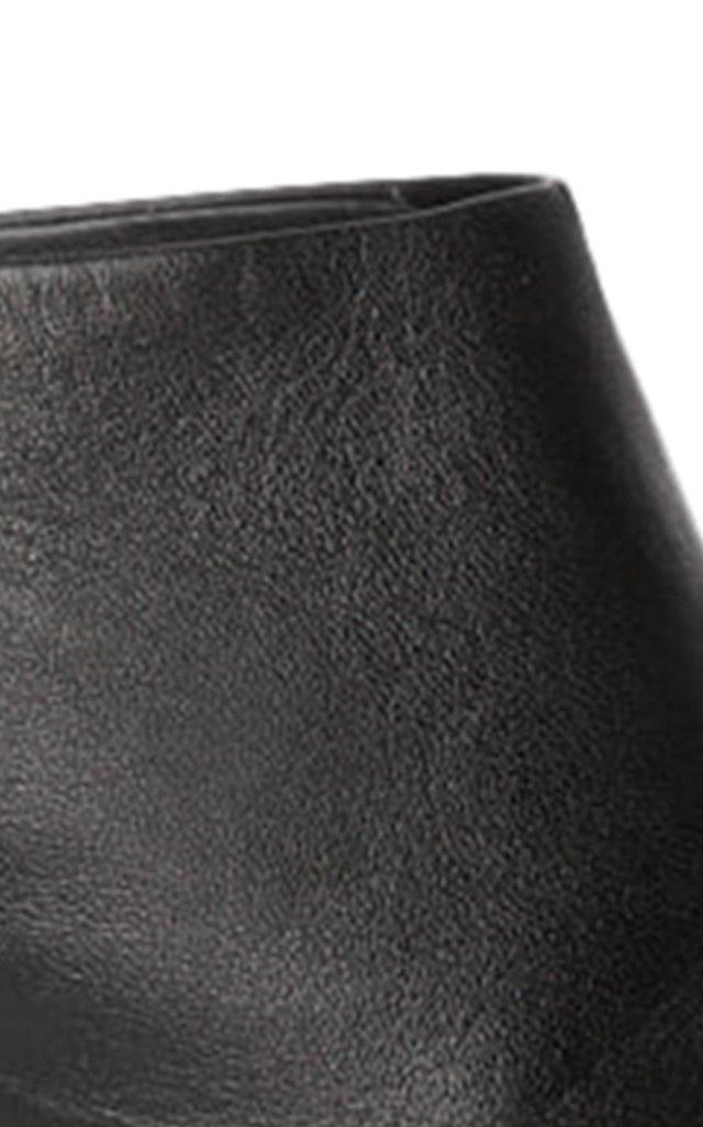 Bathy Leather Mules