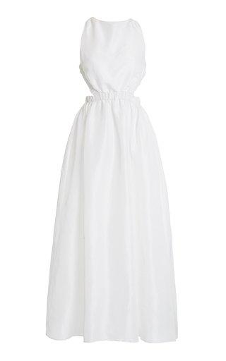 Valetta Silk Maxi Dress