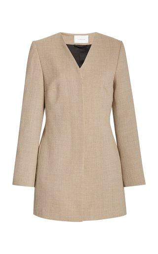 Asteria Wool Blazer