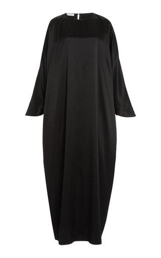 Epione Silk Satin Maxi Dress
