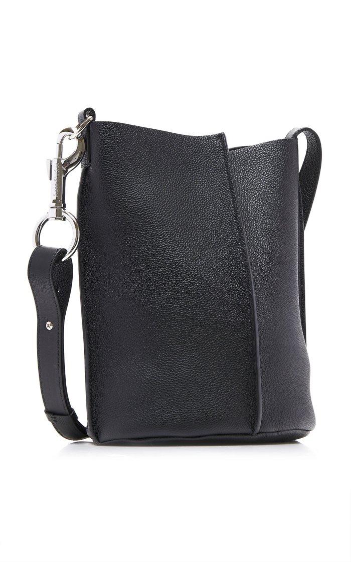 Market Leather Bucket Bag
