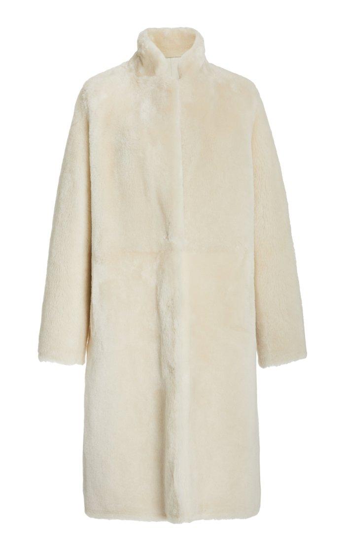 Oversized Fur Jacket
