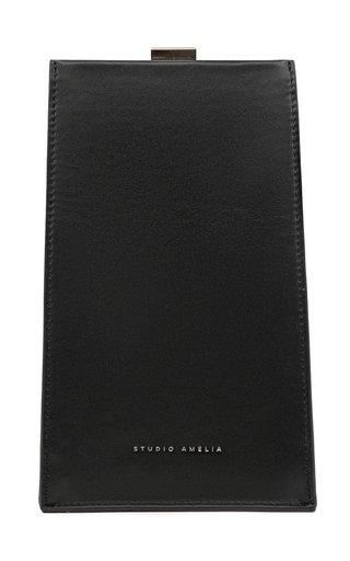 Envelope Mini Leather Bag