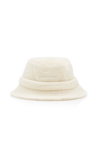 Le Bob Gadjo Wool-Blend Bucket Hat