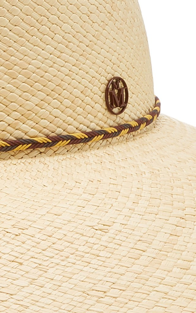 Big Virginie Straw Hat