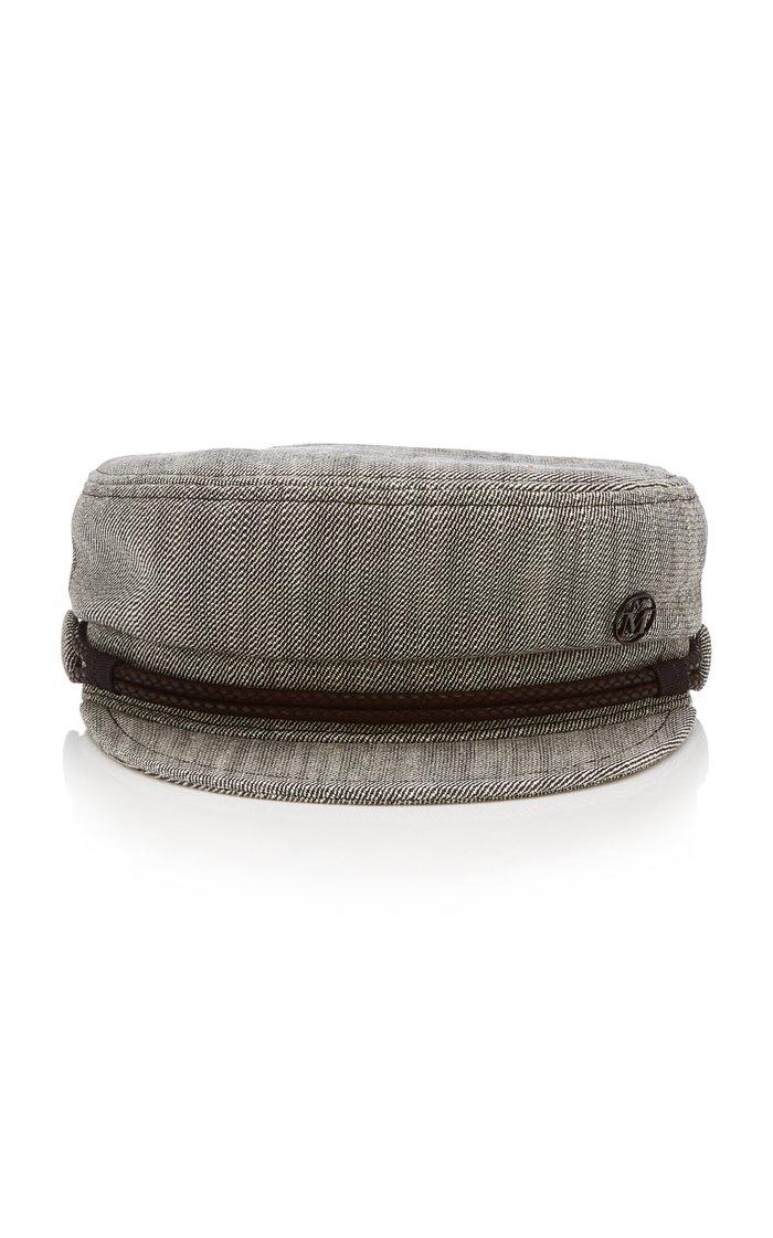 New Abby Cotton Baker Boy Hat