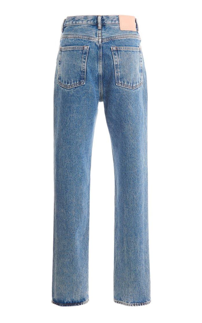 1995 Rigid High-Rise Slim-Leg Jeans