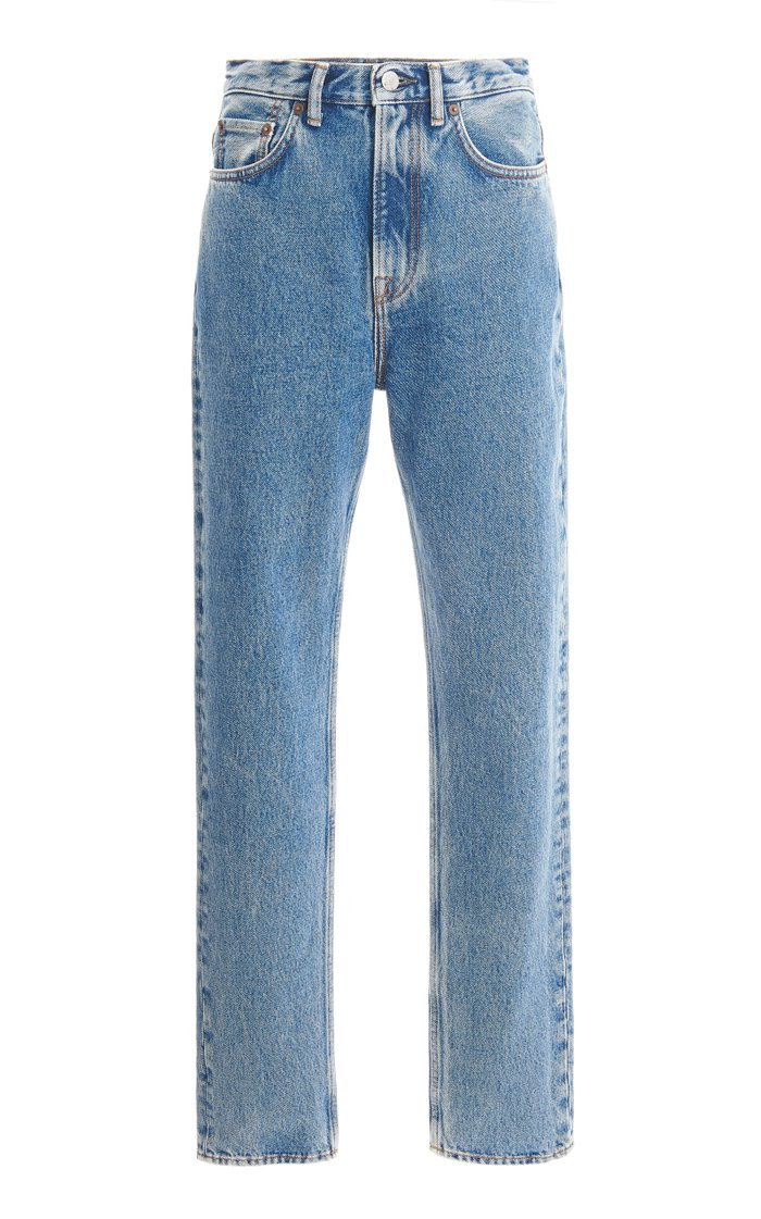1995 Rigid High-Rise Slim-Leg Jeans