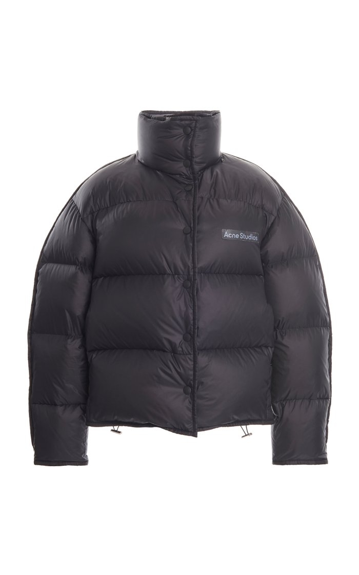 Orna Quilted Shell Down Coat