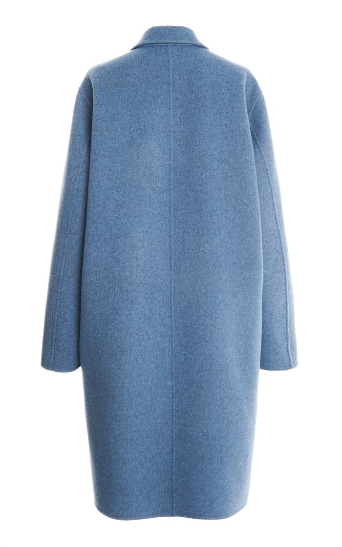 Avalon Double Oversized Wool Coat