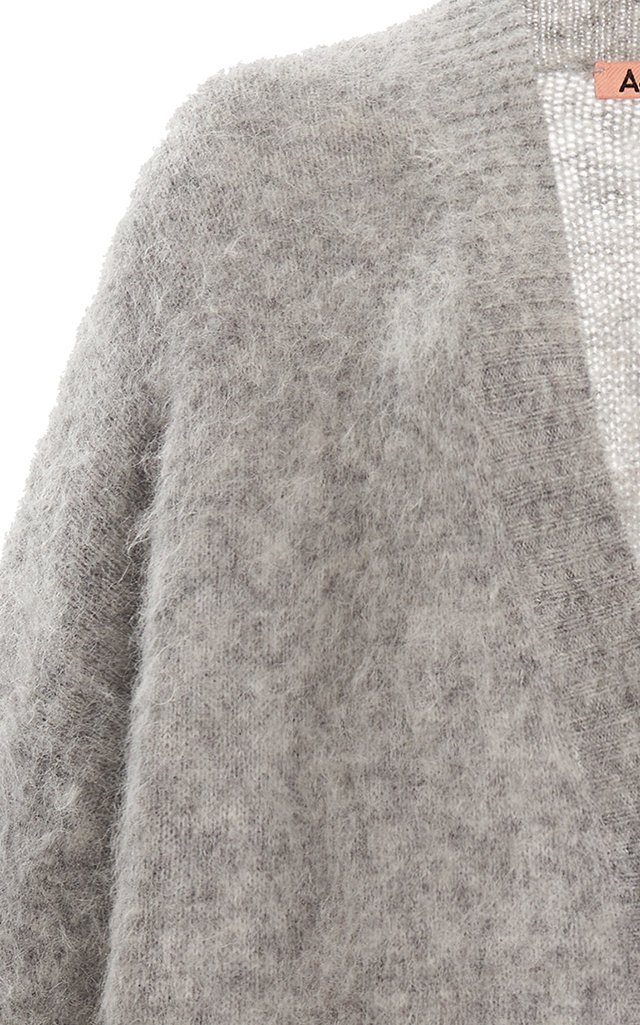 Rives Oversized Knitted Cardigan