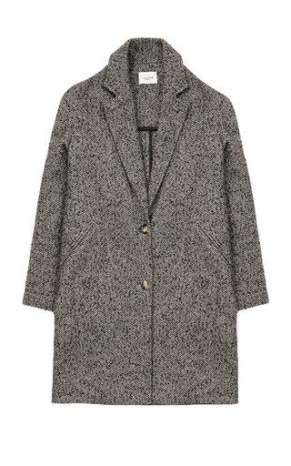 Dante Wool-Blend Coat