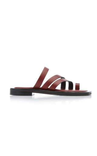 Liam Leather Sandals