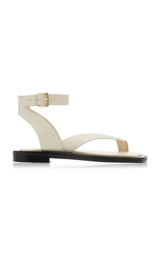 Asher Leather Sandals