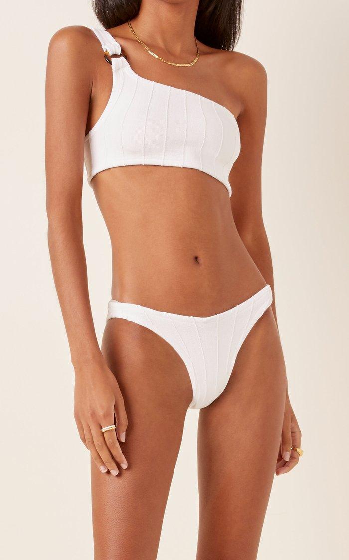 Nancy Nile One-Shoulder Bikini