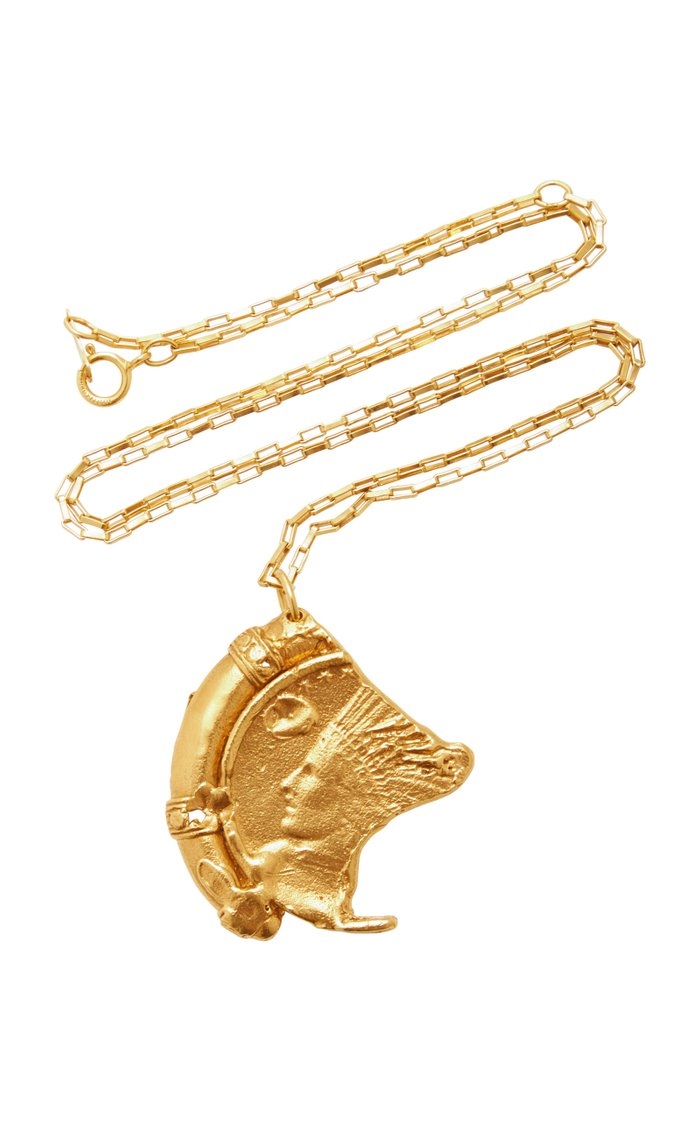 24K Gold-Plated Necklace