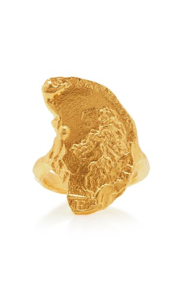 24K Gold-Plated Ring