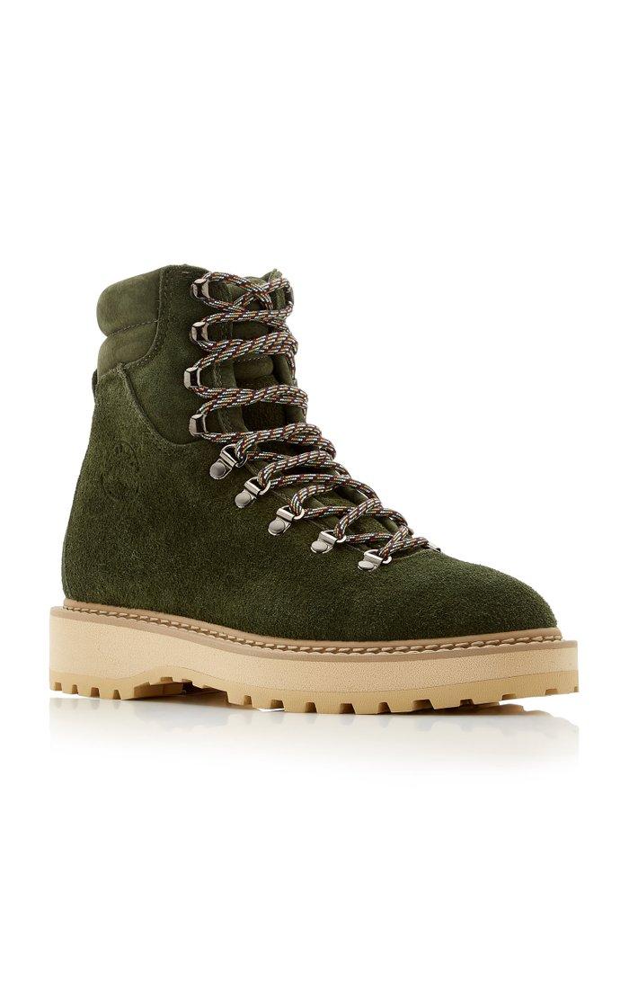 Monfumo Suede Boots