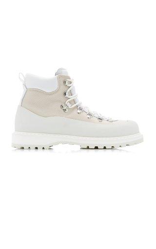 Roccia Vet Suede-Trimmed Canavs Boots